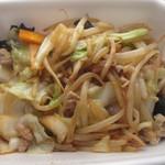 さかい亭 - 29.-08.01 肉野菜炒め