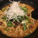 たんびに亭 - 黒ごま担々麺