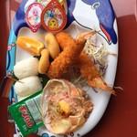 いわき七浜料理 まるかつ - お子様ランチ