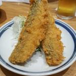 魚菜屋 - 鰯フライ