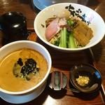70889488 - 黒豚骨つけ麺(980円)