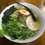 元祖ケンチャンラーメン - 鶏塩らーめん