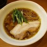 chuukasobauemachi - 中華そば  醤油