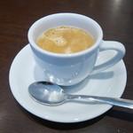 オーソレイユ クーシャン - カフェ コーヒー
