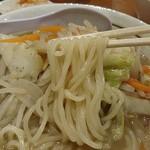 ベジ麺処 鶻 - 麺リフト