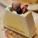 Souvenir - (2017/6月)レモンのレアチーズケーキ