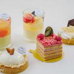 シャンドワゾー - 夏のケーキ集合!
