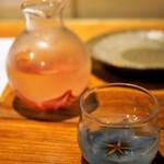 炭火割烹 蔓ききょう - 日本酒
