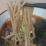 駒門パーキングエリア(上り線) スナックコーナー - 麺アップ