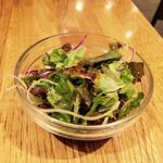 馬馬虎虎 - セットのサラダ