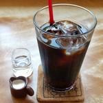 マルシェ - ドリンク写真:アイスコーヒー(450円)