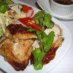 タイ ランナ - 鶏肉のスパイシー焼き