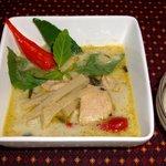タイ ランナ - グリーンカレー