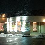 7090313 - 吹雪の中のブリュージュプリュス