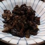 喜来楽 - ・客家の梅葉と肉
