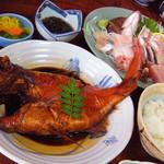 70902335 - 煮魚でお食事¥2,160
