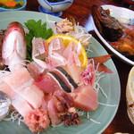 70902373 - 刺身でお食事¥2,160