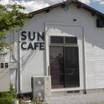 SUNCAFE - H29年7月、店舗外観