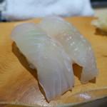 札幌シーフーズ - ヒラメと松川カレイ