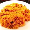 インド料理 SHIVA - 料理写真:ラム肉チャーハン(1,200円)