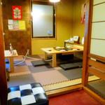 焼肉1丁目雅 - ◆店内