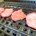 焼肉1丁目雅 - ◆特上牛タン②