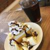 バナナカフェ - 料理写真: