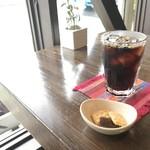 70907880 - アイスコーヒー 300yen