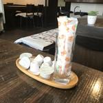 カフェ フー - 卓上