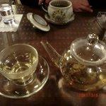 ソリ - 菊ジャスミン茶