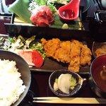 安土 - 【安土膳】(デザート付)1,100円