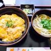 Usazaki - 料理写真:親子丼セット¥680
