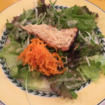 ジョンティ - 前菜サラダ
