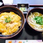 宇佐崎 - 料理写真:親子丼セット¥680