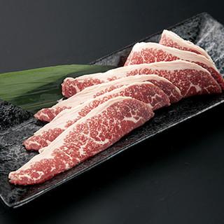 厳選された上質なお肉をご用意