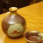 そばきり すずき - 越乃景虎(500円)