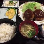 楓 - コロッケ定食