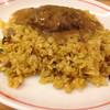 印度カレー - 料理写真:インディアンカレー(900円)