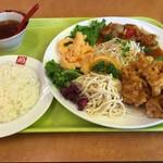 豚々亭 - A定食