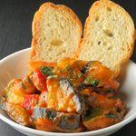 野菜の冷製煮込み ラタトゥイユ