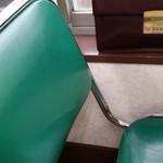 70919853 - 懐かしい食堂椅子