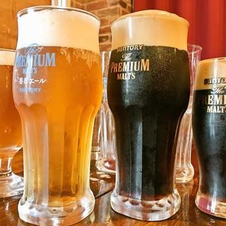 【夏限定♪】大人気1パイントグラスビール740円⇒590円!