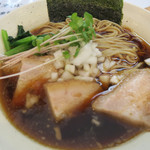 麺屋 いさお - 料理写真:チャーシューそば
