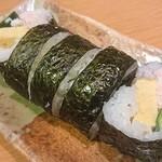 ときすし - サラダ巻き
