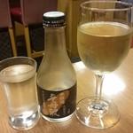 ときすし - 辛丹波と白ワイン