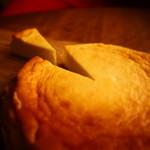 梅酒バー アプリシエ - ニューヨークチーズケーキ