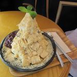 HOMIBING - きな粉餅ホミビン 900円