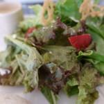 ソレイユカフェ - サラダ