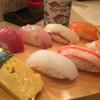 鮨一 - 料理写真:840 jpy lunch. 良いお仕事で