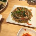 明洞純豆腐 - チャプチェ